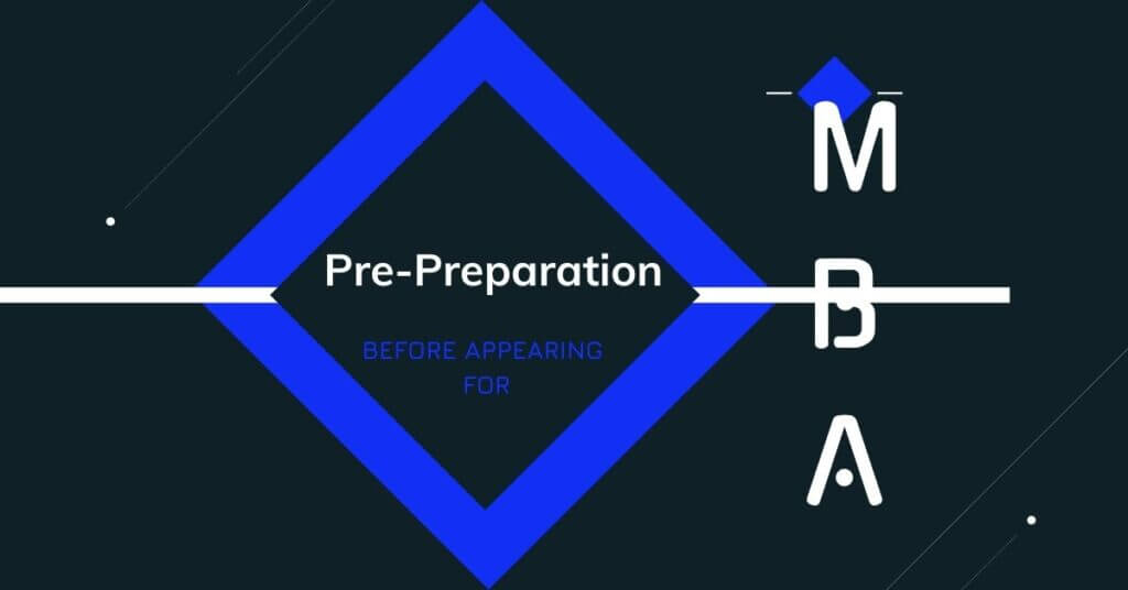 MBA Preparation